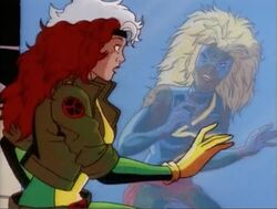 Rogue Marvel Mirror
