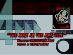The Man in the Ant Hill ME