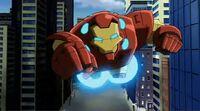 Iron Man Flight UA