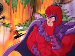Magneto Thinks of Xaviers Toupee