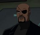 Nick Fury (Marvel Universe)
