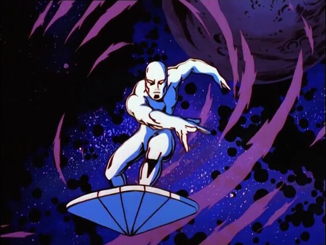 File:Silver Surfer Remembers Flight Through Asteroids.jpg