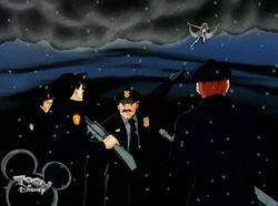 Morph Orders Storm's Death