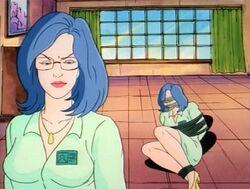 Mystique Kidnaps Kelly Aid