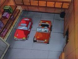 X-Men Garage