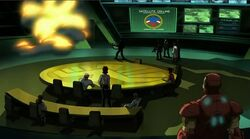 Avengers Vibranium Test UA