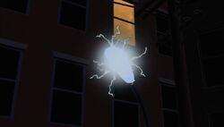 Electro Lamppost SMTNAS