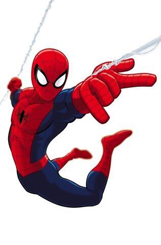 File:Marvel Universe Ultimate Spider-Man Promo.jpg