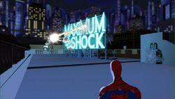 Spider-Man Finds Electro Experiment SMTNAS