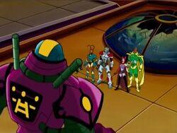Avengers Confront Kang