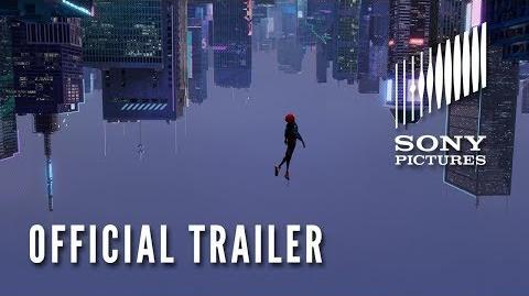 Spider-Man Into the Spider-Verse Teaser Trailer