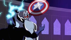 Ultron Drops Black Panther AEMH