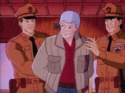Bailiffs Arrest Mutant Hater
