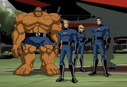 Fantastic Four AEMH