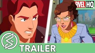 Marvel Rising Playing With Fire Trailer