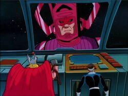 Reed Thor Help Galactus