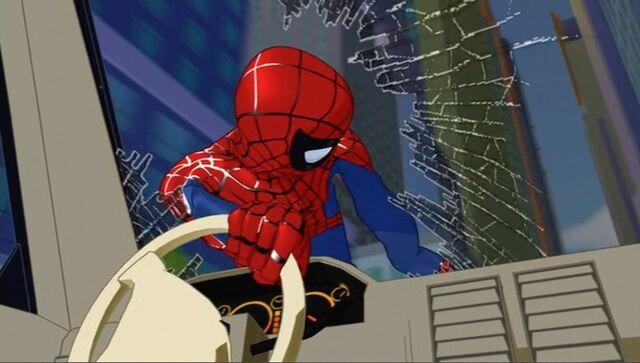 File:Spider-Man Drives Backwards SMTNAS.jpg