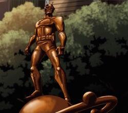 Ant-Man Statue AEMH