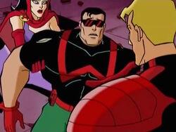 Wonder Man Asks Hank for Help