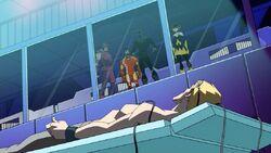 Avengers Examine Korvac AEMH