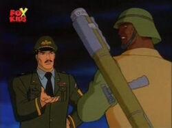 Glenn Asks For Bazooka
