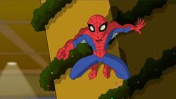 Spidey Column Error SSM