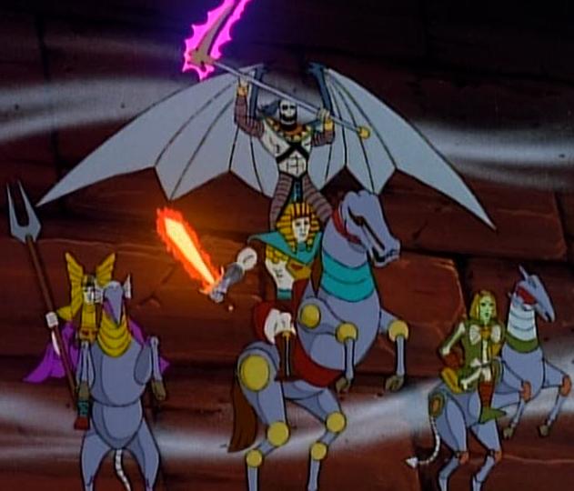 Horsemen of Apocalypse | Marvel Animated Universe Wiki