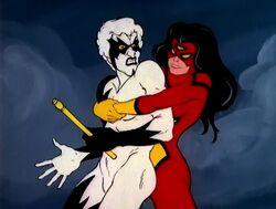 The Great Magini vs Spider-Woman