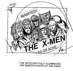 X-Men Opening Titles Concept