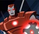 List of Iron Man Armors (Yost Universe)