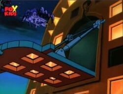 Tarantula Black Widow II Return to Chrysler Building