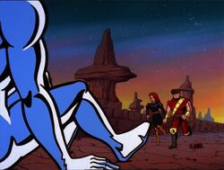 Kili Pip Run to Silver Surfer