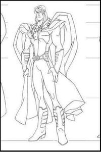 Magneto Age of Apocalypse WXM Concept