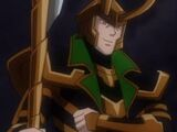 Loki (Marvel Disk Wars: The Avengers)