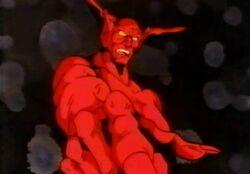 Satan Accuses Dolores DSD