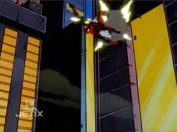 Spider-Man Avoids Pumpkin Bomb CE Blast