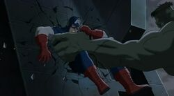 Hulk Slams Cap UA