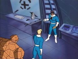 Mister Fantastic Cracked Atlantean Biocode