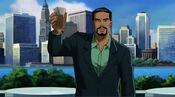 Tony Stark Toast UA