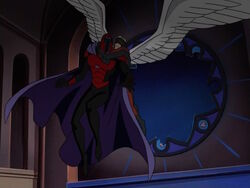 Angel Tackles Magneto XME