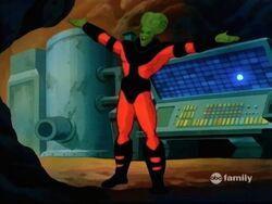 Leader Gets Hulk DNA