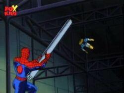 Spider-Man Bats Spider Seeker
