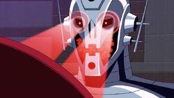 Ultron Scans Shield AEMH