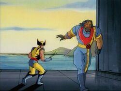Bishop Leaves Wolverine