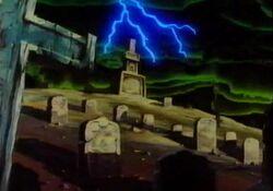 Dracula Cemetery Lightning DSD