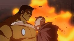 Caiera Threatens Hulk PH