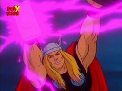 Thor Fuses Rock