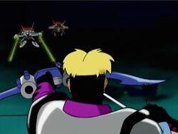 Hawkeye Targets Ultron Drones