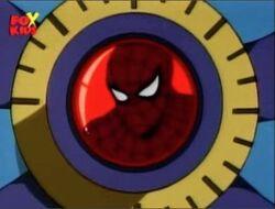 Spider Seeker Sees Spider-Man