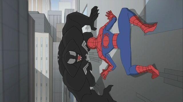 File:Venom Spider-Man Wall Circle SSM.jpg